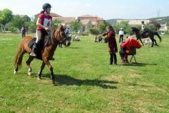 Fête du cheval à Fontanès