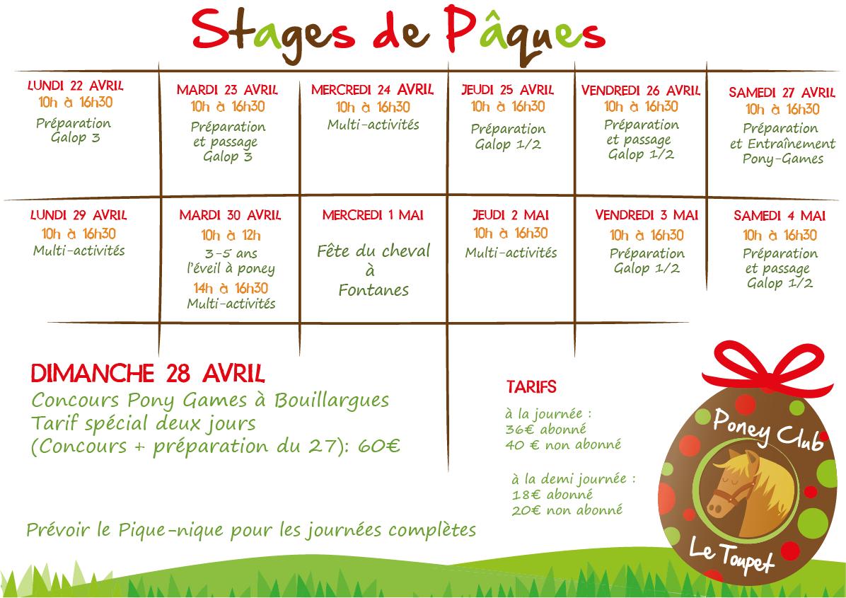 programme avril 2013s