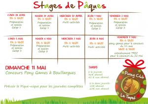 programme avril 2014S