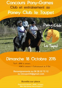 concours ponyGame_2015