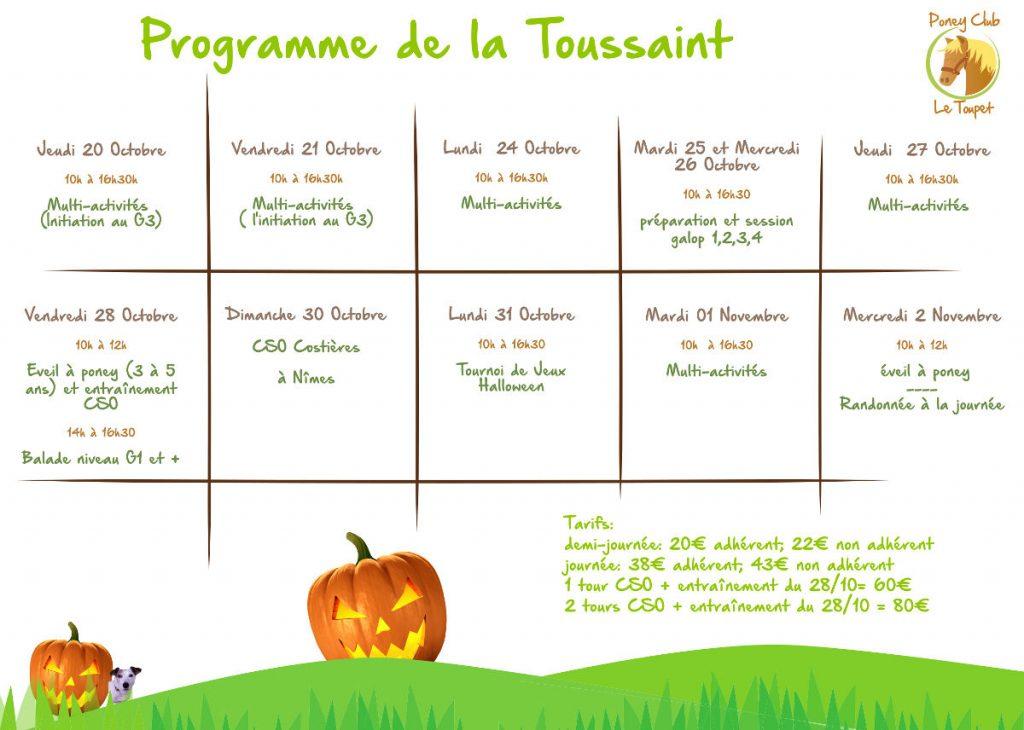 programme_toussaint_2016
